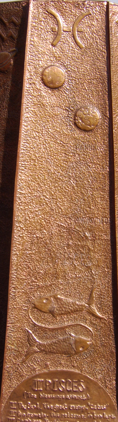 Picses copper panel
